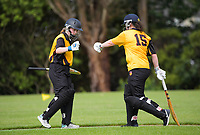 210109 Joy Lamason Trophy Cricket - Wellington Collegians v Petone-Riverside