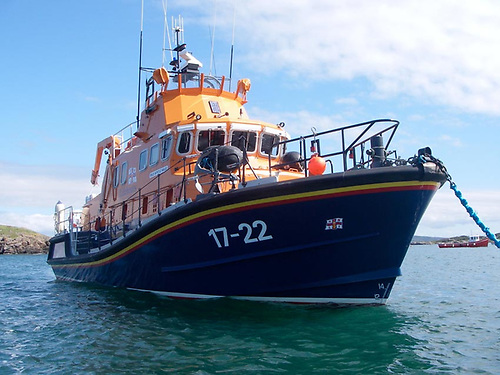 Arranmore RNLI's all-weather lifeboat | Credit: RNLI/Arranmore