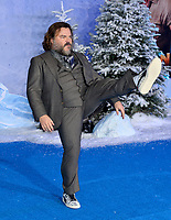 "LOS ANGELES, USA. December 10, 2019: Jack Black at the world premiere of ""Jumanji: The Next Level"" at the TCL Chinese Theatre.<br /> Picture: Paul Smith/Featureflash"