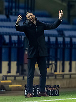 Bolton Wanderers' head coach Ian Evatt gestures<br /> <br /> Photographer Andrew Kearns/CameraSport<br /> <br /> The EFL Sky Bet League Two - Bolton Wanderers v Mansfield Town - Tuesday 3rd November 2020 - University of Bolton Stadium - Bolton<br /> <br /> World Copyright © 2020 CameraSport. All rights reserved. 43 Linden Ave. Countesthorpe. Leicester. England. LE8 5PG - Tel: +44 (0) 116 277 4147 - admin@camerasport.com - www.camerasport.com