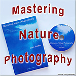Allworth Press, Beyond Nature, CD-ROM, home page button, Mastering cover, Mastering Nature Photography, teaching photography, web button
