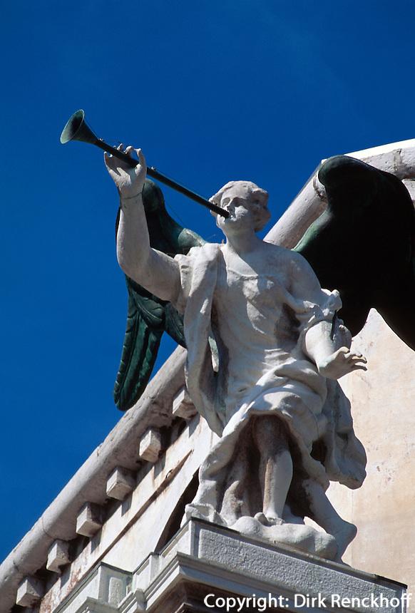 Santa Maria de Giglio, Venedig,  Venetien, Italien, Unesco-Weltkulturerbe