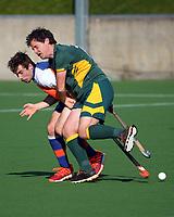 210911 Wellington Men's P3 Hockey - Victoria University v Tawa Titans