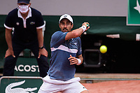 4th July 2021; Roland Garros, Paris France; French Open tennis championships day 6;  Steve Johnson (USA )