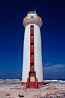 Willemstoren Lighthouse, Netherland Antilles, Bonaire, Caribbean Sea, Atlantic