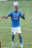 Gianluca Gaetano of SSC Napoli<br /> during the friendly football match between SSC Napoli and Castel di Sangro Cep 1953 at stadio Patini in Castel di Sangro, Italy, August 28, 2020. <br /> Photo Cesare Purini / Insidefoto