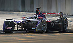 Alex Lynn of Great Britain from DS Virgin Racing competes in the Formula E Qualifying Session 2 during the FIA Formula E Hong Kong E-Prix Round 2 at the Central Harbourfront Circuit on 03 December 2017 in Hong Kong, Hong Kong. Photo by Marcio Rodrigo Machado / Power Sport Images