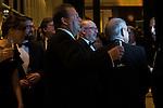 © Joel Goodman - 07973 332324 . 02/03/2017 . Manchester , UK . People networking at the Manchester Legal Awards at the Midland Hotel . Photo credit : Joel Goodman