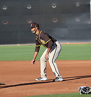 Josh Mears - San Diego Padres 2021 spring training (Bill Mitchell)