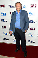"""LOS ANGELES - AUG 11:  Derrick Warfel at """"Final Frequency"""" Screening & Red Carpet at Laemmle Town Center on August 11, 2021 in Encino, CA"""