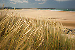 Arenal y playa de Valdoviño.