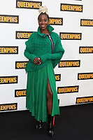 LOS ANGELES - AUG 25:  Kirby Howell-Baptiste at the Queenpins Photocall at the Four Seasons Hotel Los Angeles on August 25, 2021 in Los Angeles, CA