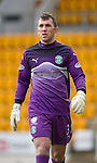 St Johnstone v Hibs....05.03.11 .Hibs keeper Mark Brown.Picture by Graeme Hart..Copyright Perthshire Picture Agency.Tel: 01738 623350  Mobile: 07990 594431