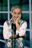 File photo circa 1984 - Yvon Deschamps<br /> <br /> <br />  File Photo : Denis Alix