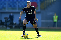 Merih Demiral of Juventus FC in action during the Serie A football match between SS Lazio  and Juventus FC at Olimpico Stadium in Roma (Italy), November 8th, 2020. Photo Antonietta Baldassarre / Insidefoto