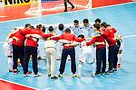 Vietnam vs Uzbekistan during the AFC Futsal Championship Chinese Taipei 2018 Quarter Finals match at Xinzhuang Gymnasium on 08 February 2018, in Taipei, Taiwan. Photo by Marcio Rodrigo Machado / Power Sport Images