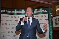 Januari 08, 2015, Rotterdam, ABNAMRO, Coolsingel, ABNAMROWTT Pressconference, <br /> Photo: Tennisimages/Henk Koster