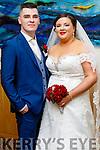 McAulliffe/Saunders wedding in the Ballyroe Hights Hotel on Saturday.