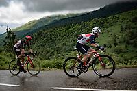 Julien Bernard (FRA/Trek - Segafredo)<br /> <br /> Stage 16 from El Pas de la Casa to Saint-Gaudens (169km)<br /> 108th Tour de France 2021 (2.UWT)<br /> <br /> ©kramon