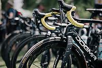 Chris Froome's (GBR/SKY) steed<br /> <br /> 104th Tour de France 2017<br /> Stage 19 - Embrun › Salon-de-Provence (220km)
