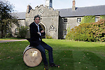 "Alex Conyngham, Earl of Mount Charles at the ground breaking for the new $50 Million Slane Distillery on the grounds of Slane Castle.<br /> Picture Fran Caffrey /Newsfile.ie<br /> <br /> BROWN-FORMAN BREAKS GROUND ON<br /> NEW $50 MILLION SLANE DISTILLERY<br /> <br /> US Ambassador joins Conyngham and Brown families for historic occasion<br /> <br /> Distillery and Visitor Centre to be completed late 2016<br /> <br /> The US Ambassador to Ireland, Kevin F. O'Malley, was guest of honour today at the official ground breaking ceremony for the $50 million (approximately €44 million) Slane Distillery on the historic Slane Castle Estate in Co. Meath, home of Henry Conyngham, the eighth Marquess Conyngham, and his son Alex Conyngham, Earl of Mount Charles.<br />  <br /> The distillery, which will also include a Visitor Centre, is being built by leading US Drinks firm Brown-Forman Corporation, the owners of Jack Daniel's, Southern Comfort and Woodford Reserve which bought all shares of Slane Irish Whiskey Company from the Conyngham family earlier this year.  The Conynghams remain centrally involved in the development of the new distillery and the new whiskey brands which will be introduced in early 2017. <br />  <br /> This is the first new distillery Brown-Forman has built outside of the US and represents its entry into distilling Irish whiskey, one of the fastest growing spirits categories over the last few years.  When completed by the end of 2016, Slane Distillery will create nearly 25 new full-time jobs while the construction process will support approximately 80 jobs.  The Slane Distillery and Visitor Centre will be a welcome new attraction to the Boyne Valley tourism trail.<br />  <br /> The US Ambassador signed the first cask that will be filled with whiskey from the distillery and commented on the significance of the occasion, ""There are so many links between Ireland and the great state of Kentucky – people, music, horses and a great tradition of making the finest whiskies.  This is a truly modern linkage – combining the best in creativity and exp"