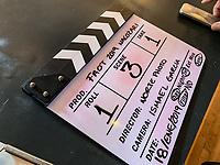 Claqueta, Clapperboard, movie, cine
