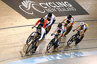 Women Elite Keirin final during the 2020 Vantage Elite and U19 Track Cycling National Championships at the Avantidrome in Cambridge, New Zealand on Saturday, 25 January 2020. ( Mandatory Photo Credit: Dianne Manson )