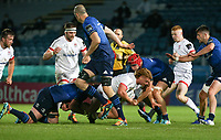 Friday 14th May 2021; Bradley Roberts during the Guinness PRO14 Rainbow Cup Round 3 clash between Leinster and Ulster at The RDS Arena, Ballsbridge, Dublin, Ireland. Photo by John Dickson/Dicksondigital