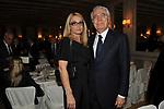 ROMANA LIUZZO E CESARE GERONZI<br /> PREMIO GUIDO CARLI - SECONDA EDIZIONE<br /> RICEVIMENTO A CASINA VALADIER ROMA 2011
