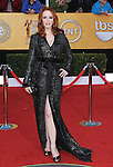 Christina Hendricks at the 17th Screen Actors Guild Awards held at The Shrine Auditorium in Los Angeles, California on January 30,2011                                                                               © 2010 DVS/ Hollywood Press Agency