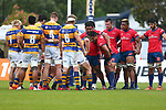 NELSON, NEW ZEALAND - OCTOBER 11: Mitre 10 Cup - Tasman Mako v Bay Of Plenty Sunday 11 October  2020 , Trafalgar Park Nelson New Zealand. (Photo by/ Shuttersport Limited)