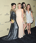 Vanessa Hudgens,Ashley Tisdale,Selena Gomez and Sarah Hyland at THE WEINSTEIN COMPANY 2013 GOLDEN GLOBES AFTER-PARTY held at The Old trader vic's at The Beverly Hilton Hotel in Beverly Hills, California on January 13,2013                                                                   Copyright 2013 Hollywood Press Agency