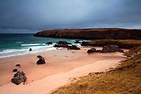 Sango Bay, Durness, North Coast 500, Sutherland, Northwest Highlands