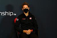 30th October 2020, Imola, Italy; FIA Formula 1 Grand Prix Emilia Romagna, inspection day; 8 Romain Grosjean FRA, Haas F1 Team
