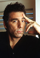 """Michael Richards of the television show, """"Seinfeld."""""""