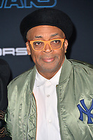 "LOS ANGELES, USA. December 17, 2019: Spike Lee at the world premiere of ""Star Wars: The Rise of Skywalker"" at the El Capitan Theatre.<br /> Picture: Paul Smith/Featureflash"