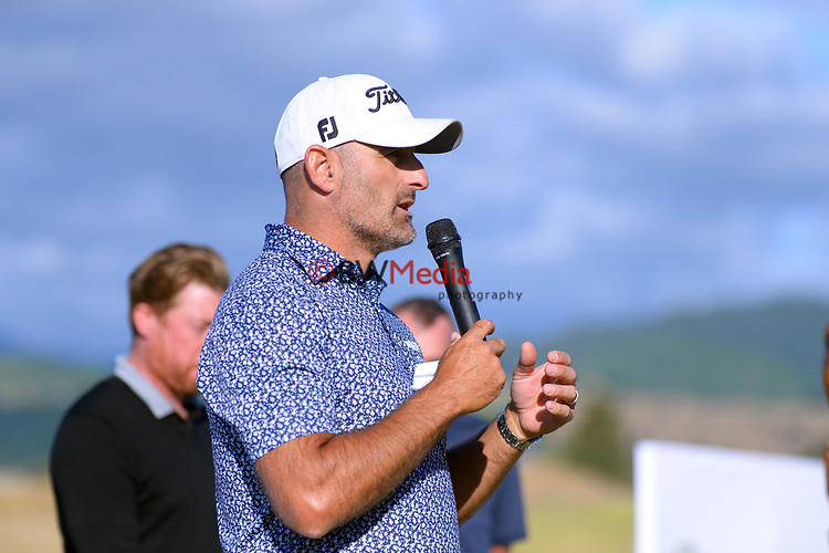 Michael Hendry. Day four of the Renaissance Brewing NZ Stroke Play Championship at Paraparaumu Beach Golf Club in Paraparaumu, New Zealand on Sunday, 21 March 2021. Photo: Dave Lintott / lintottphoto.co.nz