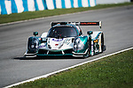 G-Print by Triple 1 Racing, #85 Ligier JSP3, driven by Hanss Lin and Julio Acosta in action during the 2016-2017 Asian Le Mans Series Round 1 at Zhuhai Circuit on 30 October 2016, Zhuhai, China.  Photo by Marcio Machado / Power Sport Images