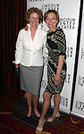 Lisa Banes & Julie White attending the Broadway Opening Night After Party for The Lincoln Center Theater Production of 'The Nance' at the Mariott Marquee Hotel in New York City on 4/15/2013...
