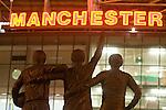Manchester United v Derby County 20/01/2009