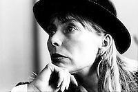 FILE PHOTO  - Joni Mitchell<br /> , March 24, 1988
