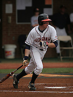 Sean Doolittle of the Virginia Cavaliers vs. the Miami Hurricanes:  March 24th, 2007 at Davenport Field in Charlottesville, VA.  Photo By Mike Janes/Four Seam Images