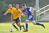 Ely Allen...AC St Louis and NSC Minnesota Stars played to a 2-2 tie at Anheuser-Busch Soccer Park, Fenton, Missouri.