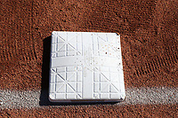 CARY, NC - FEBRUARY 23: Third base during a game between Wagner and Penn State at Coleman Field at USA Baseball National Training Complex on February 23, 2020 in Cary, North Carolina.