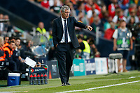 Portugal Maanager Fernando Santos during the UEFA Nations League Final match between Portugal and Netherlands at Estadio do Dragao on June 9th 2019 in Porto, Portugal. (Photo by Daniel Chesterton/phcimages.com)<br /> Finale <br /> Portogallo Olanda<br /> Photo PHC/Insidefoto <br /> ITALY ONLY
