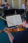 Port Townsend, Centrum, Chamber Music Workshop, June 16-21 2015, Fort Worden, musicians teaching workshop artists, Quartet Elektra, Robert Donowick, viola,