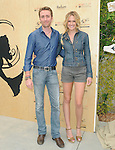 Philippe Cousteau and Ashlan Gorse attends Last Night I Swam with a Mermaid  book launch Earth Day celebration hosted by Kimberly & Michael Muller and Philippe Cousteau at the Annenberg Community Beach House in Santa Monica, California on April 22,2012                                                                               © 2012 DVS / Hollywood Press Agency