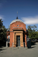 The Altazimuth Pavilion at the Royal Observatory Greenwich, London, UK