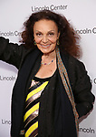 Diane von Furstenberg attends the Lincoln Center Honors Stephen Sondheim at the American Songbook Gala at Alice Tully Hall on June 19, 2019 in New York City.