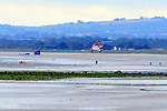 Coast guard ski rescue